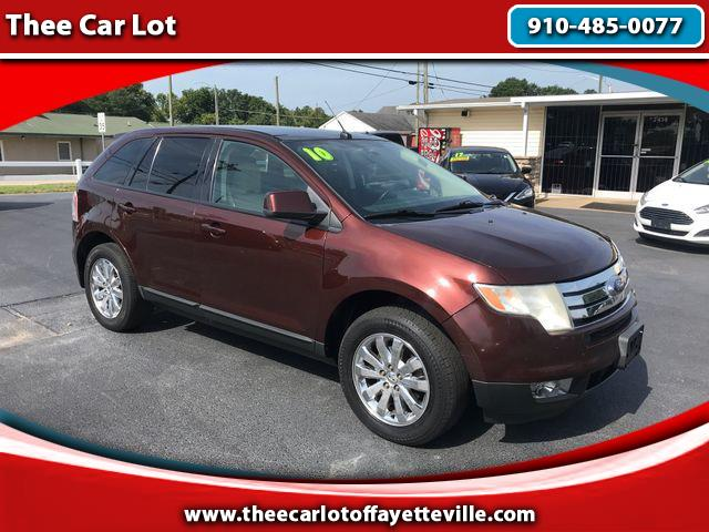 2010 Ford Edge SEL Sport Utility 4D