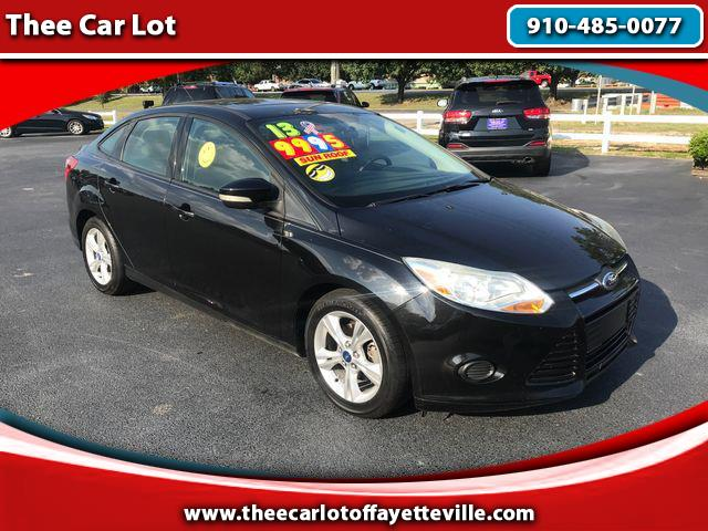 2013 Ford Focus SE Sedan 4D