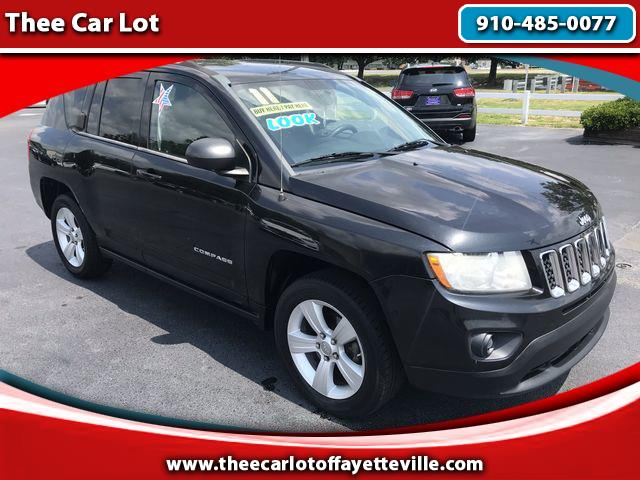 2011 Jeep Compass Sport SUV 4D