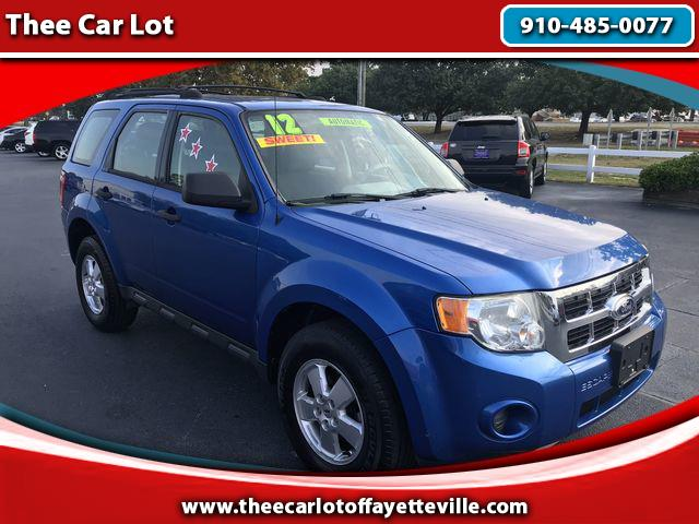2012 Ford Escape XLS Sport Utility 4D