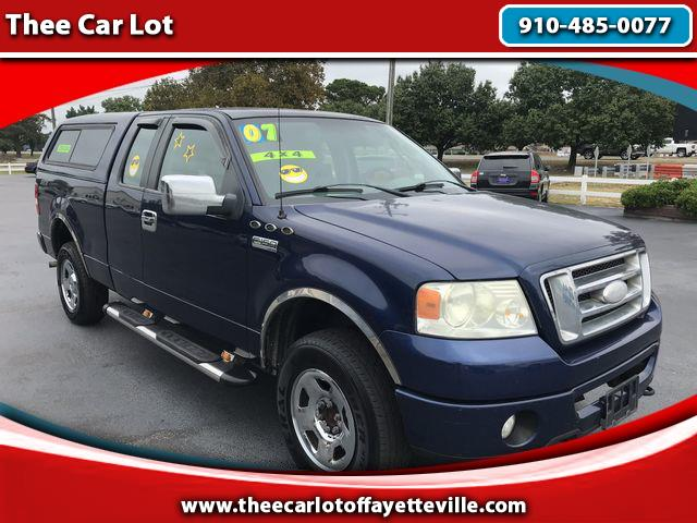2007 Ford F-150 XL Pickup 4D 6 1/2 ft