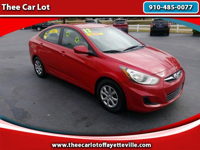 2012 Hyundai Accent GLS Sedan 4D