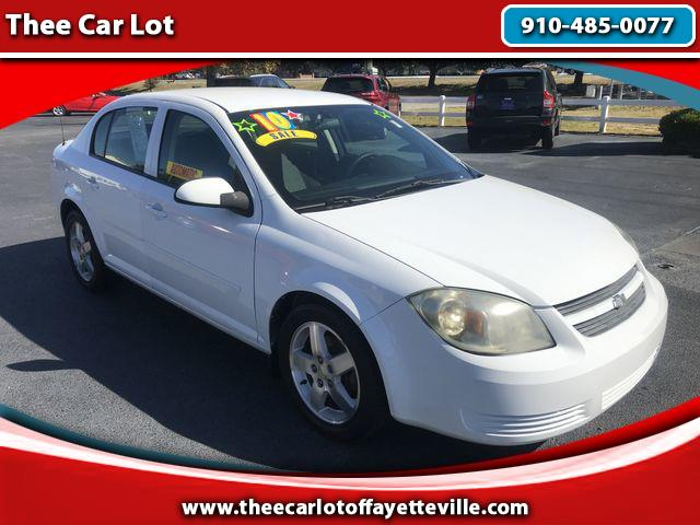 2010 Chevrolet Cobalt LT Sedan 4D