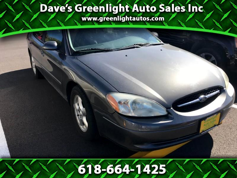 2002 Ford Taurus SES Deluxe