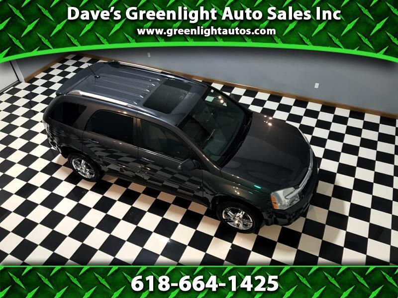 Chevrolet Equinox LT2 2WD 2009