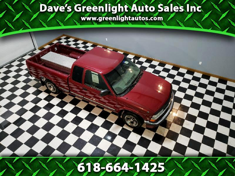 Chevrolet S10 Pickup LS Ext. Cab 2WD 2003