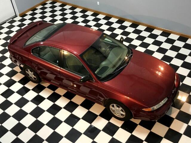 2003 Oldsmobile Alero GL1 Sedan