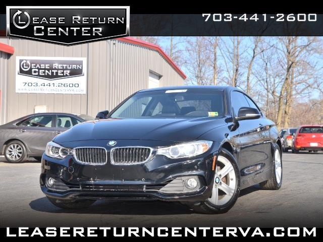 2014 BMW 4-Series 428i Coupe NAVIGATION SYSTE WITH BACK-UP CAMERA