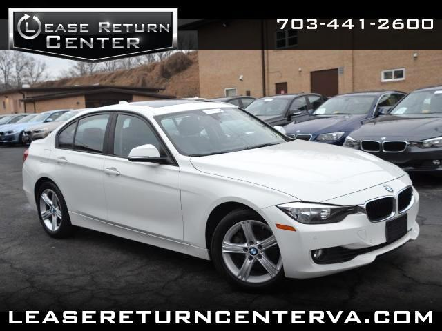 2014 BMW 3-Series 328i With Navigation
