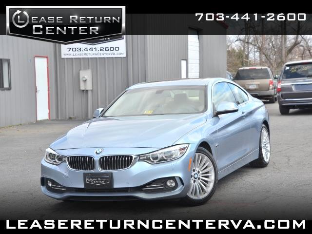 2014 BMW 4 Series 428i Premium Package With Navigation System