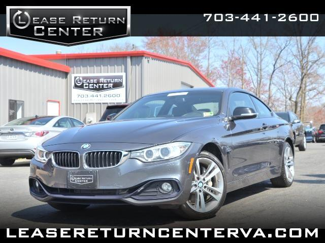 2015 BMW 4 Series 2dr Cpe 435i xDrive AWD