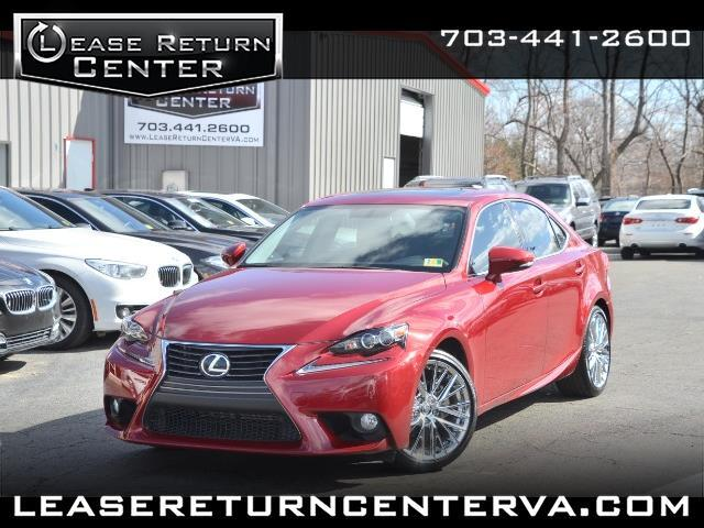 2014 Lexus IS Navigation**IS250**One Owner**Rear Camera**