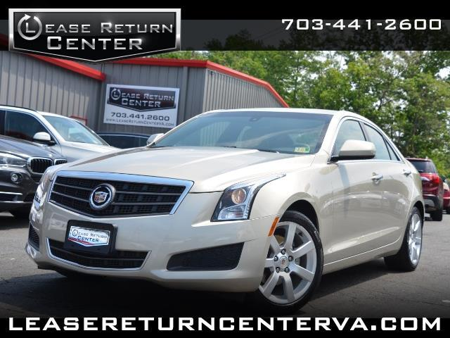 2014 Cadillac ATS 2.5L**BLUETOOTH**OFF LEASE**PUSH START**18K MILES*