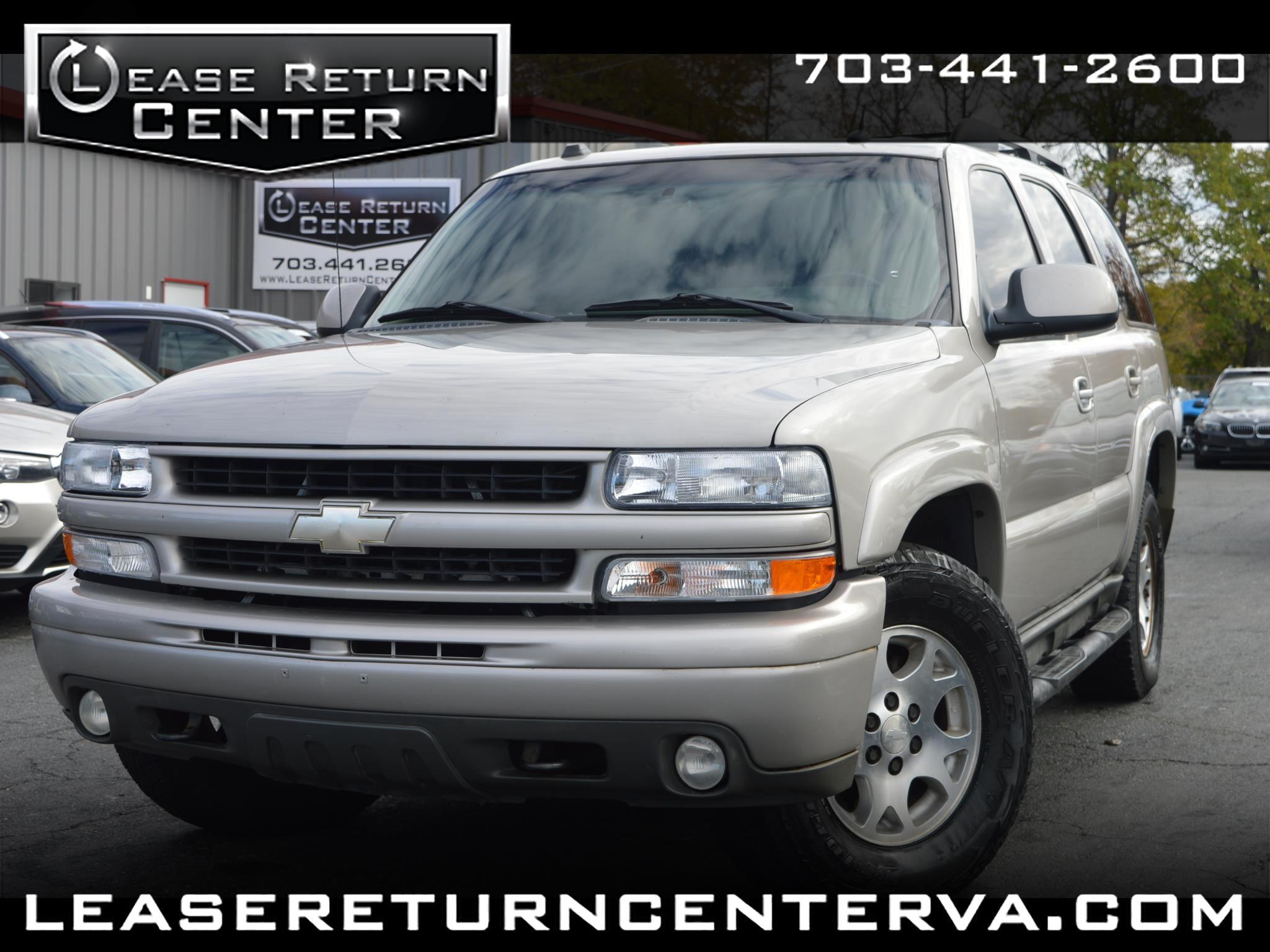 2005 Chevrolet Tahoe 4X4**Z71**CPT CHAIRS**NAVI**DVD**