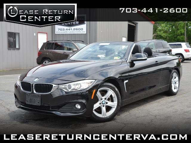 2015 BMW 4 Series 2dr conv 428i With Navigation