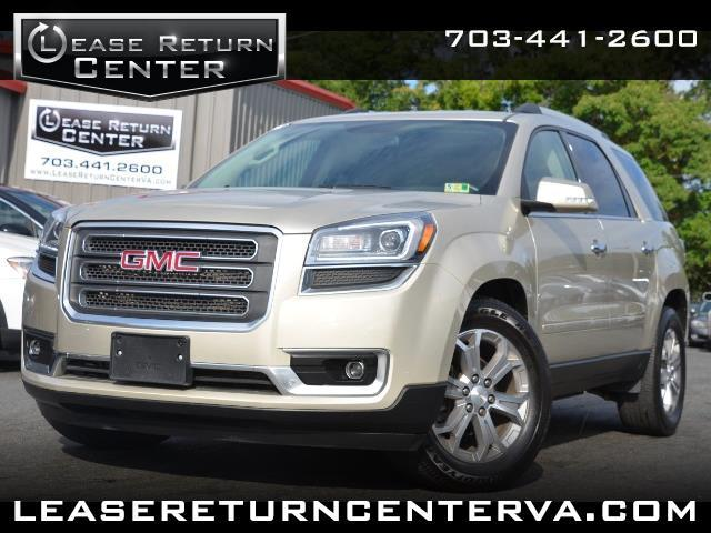 2015 GMC Acadia AWD STL-1 Leather With Navigation System