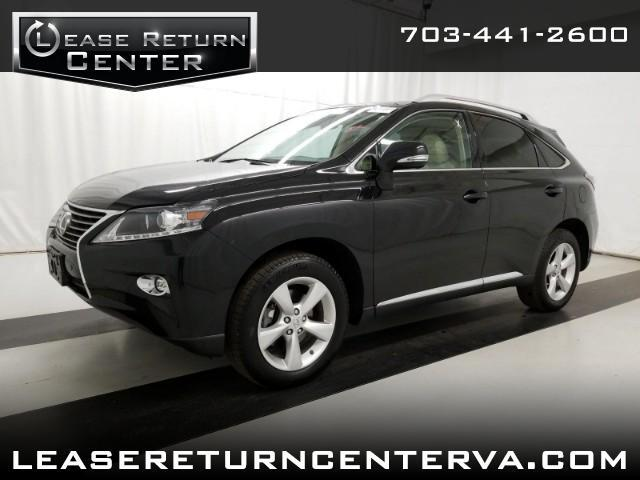 2015 Lexus RX 350 AWD 4dr With Navigation System