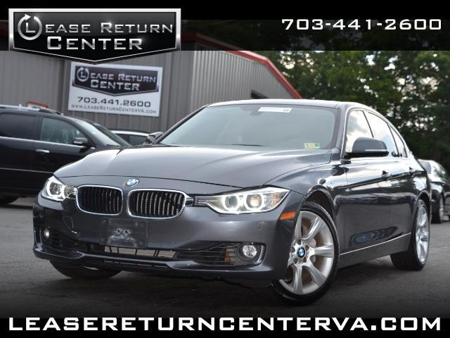 2014 BMW 3 Series 4dr Sdn ActiveHybrid 3