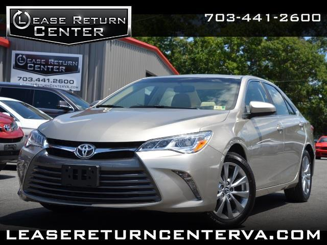 2015 Toyota Camry XLE V6 With Navigation