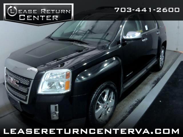 2012 GMC Terrain SLT with NAVIGATION and LEATHER