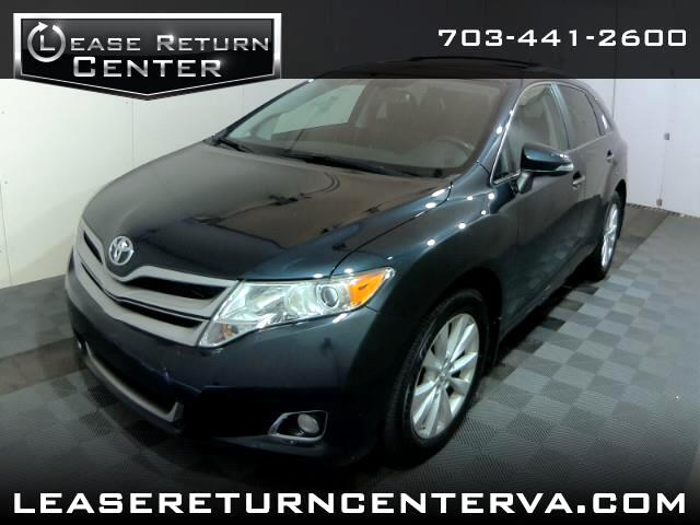 2015 Toyota Venza XLE AWD with NAVIGATION
