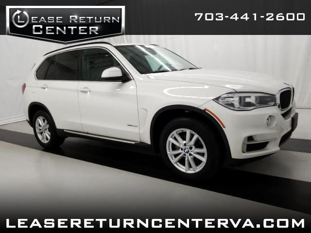 2014 BMW X5 sDrive35i with Navigation and Pano Roof