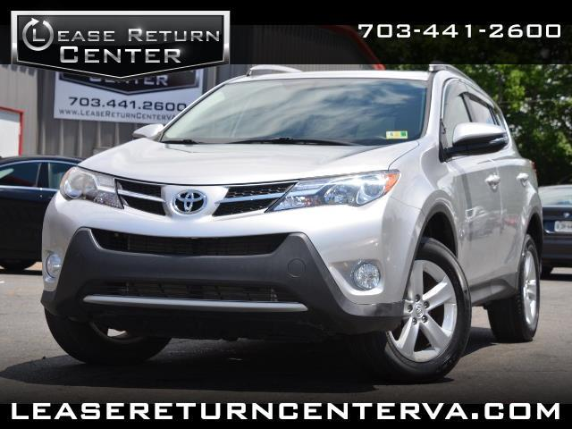 2014 Toyota RAV4 XLE with Navigation