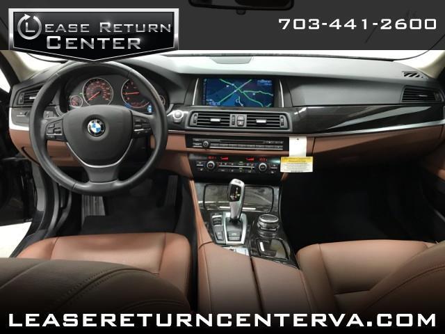 2015 BMW 5 Series 4dr Sdn 528i xDrive AWD