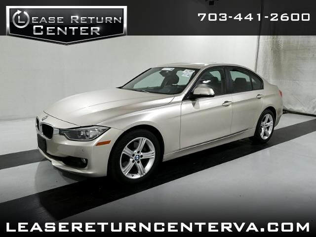 2014 BMW 3 Series 328i with Navigation and Light Package