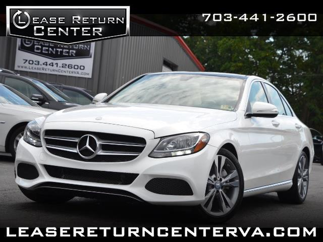 2015 Mercedes-Benz C-Class C 300 Sports Package Navigation System With Panora