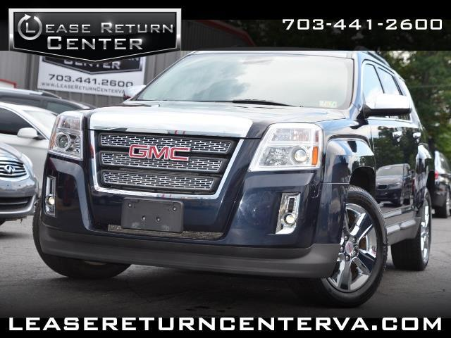 2015 GMC Terrain 4dr SLT-1 Leather Seats With Navigation System