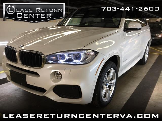 2015 BMW X5 xDrive35i With Msports