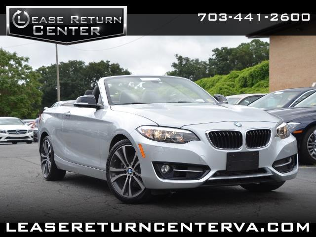2015 BMW 2 Series 2dr Conv 228i xDrive AWD Sports Package