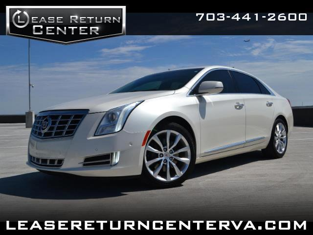 2015 Cadillac XTS Luxury with Panoramic Sunroof