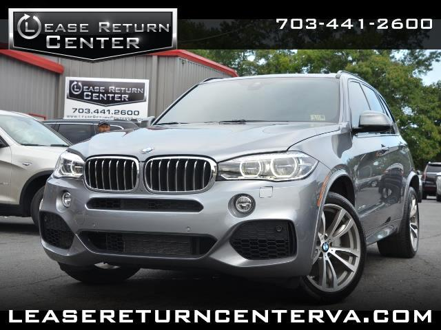 2015 BMW X5 AWD xDrive50i M Sports Package