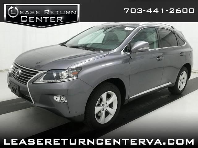 2015 Lexus RX 350 AWD with Navigation