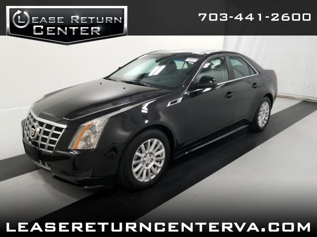 2013 Cadillac CTS Sedan Luxury AWD with NAVIGATION and PANO ROOF