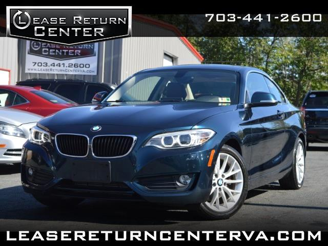 2015 BMW 2 Series 228i with Navigation