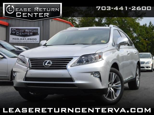 2015 Lexus RX 350 Navigation System With Premium Package