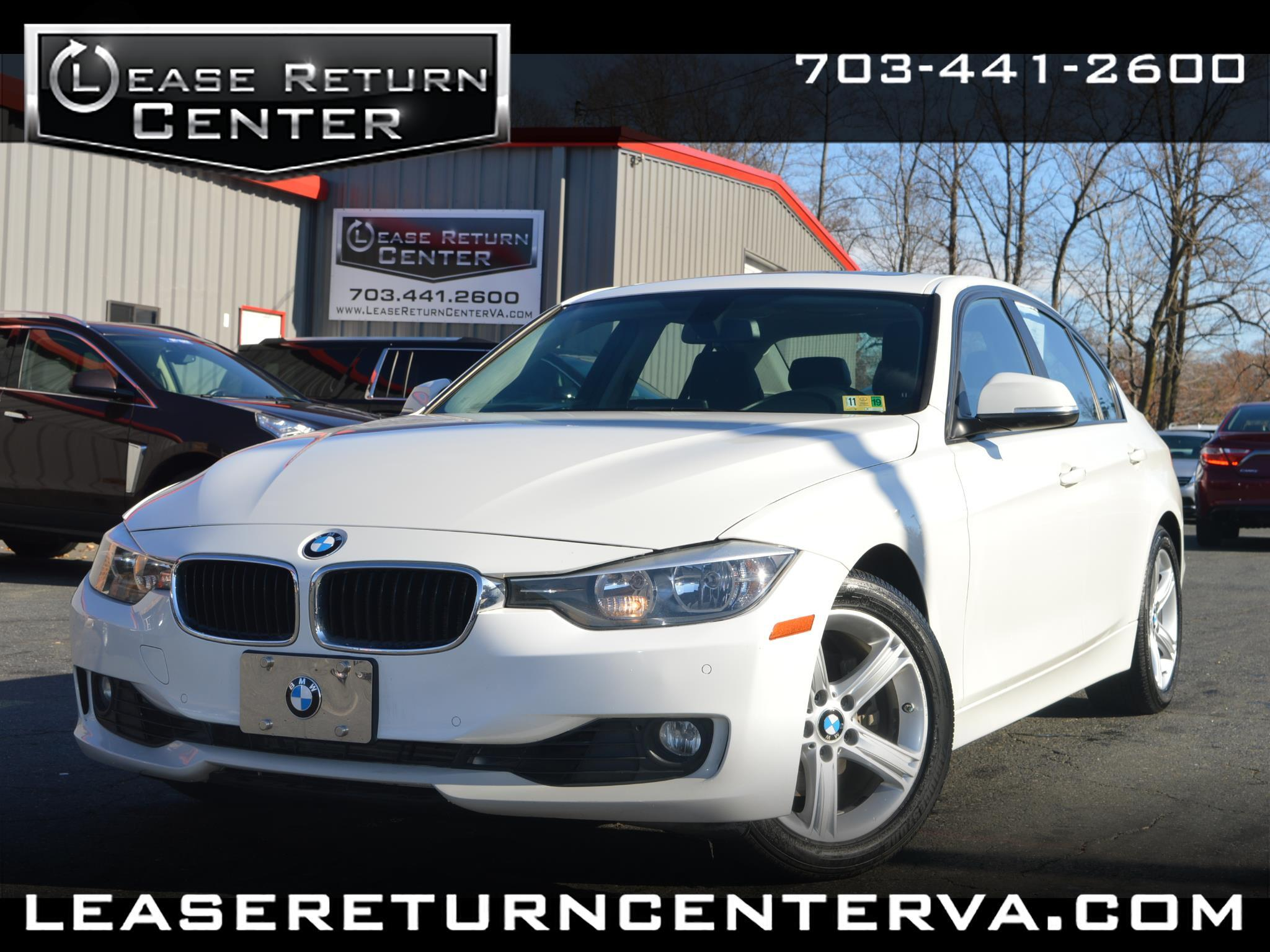 2014 BMW 3 Series 328i with Navigation