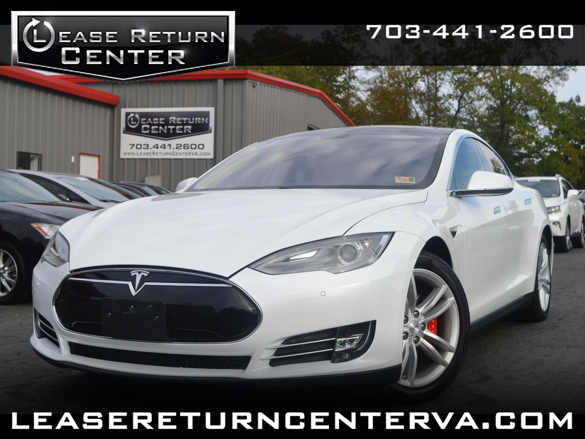 2014 Tesla Model S 4dr Sdn Performance
