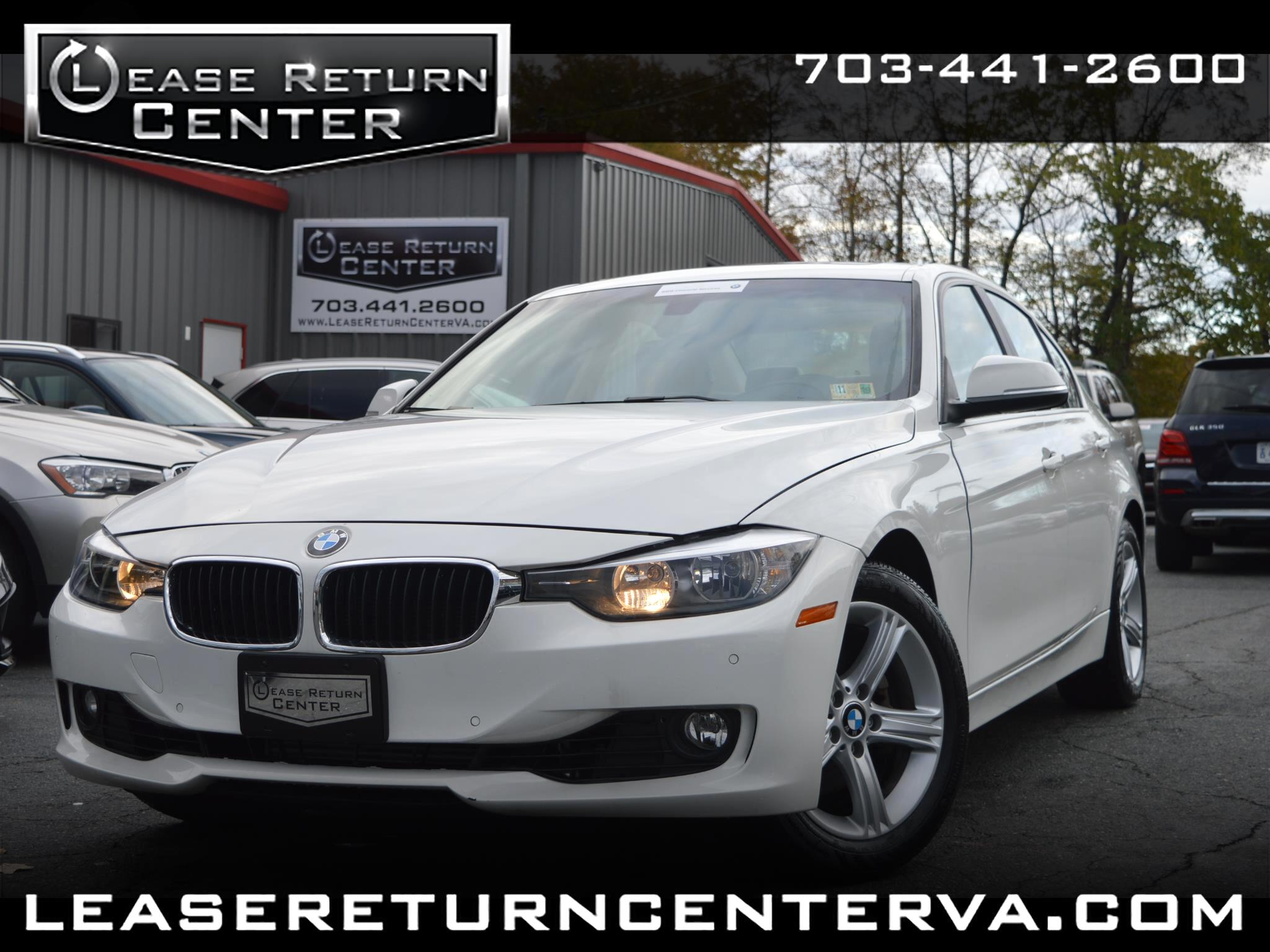2015 BMW 3 Series 4dr Sdn 328i xDrive AWD SULEV South Africa