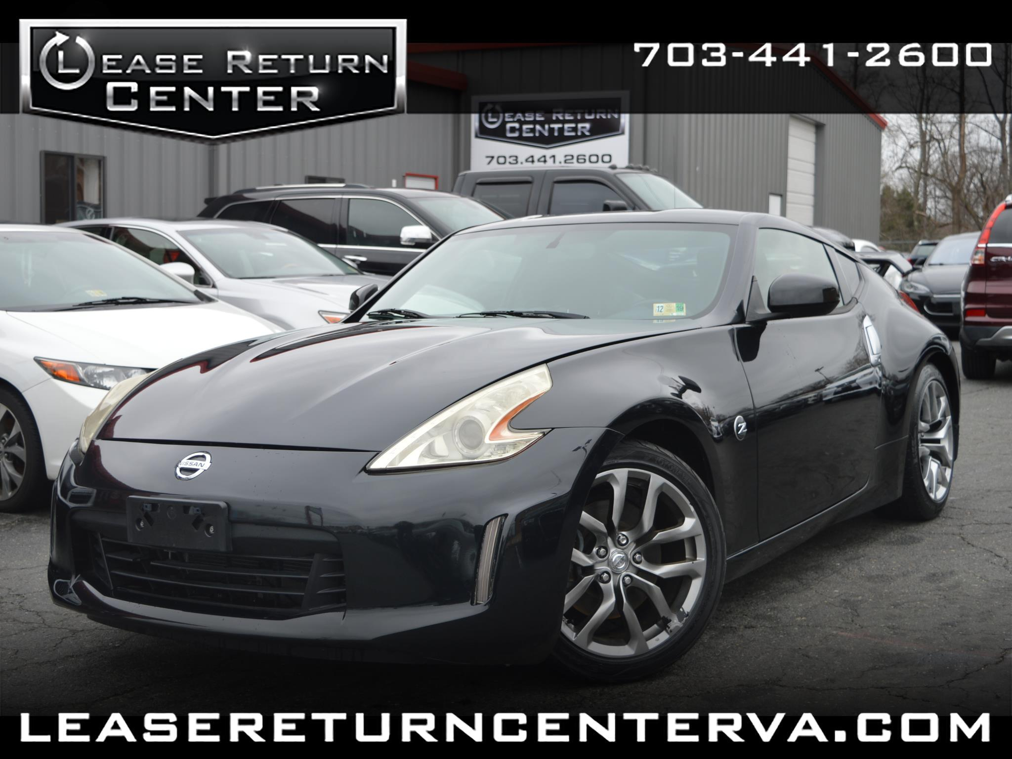 2013 Nissan 370Z Coupe 6 Speed
