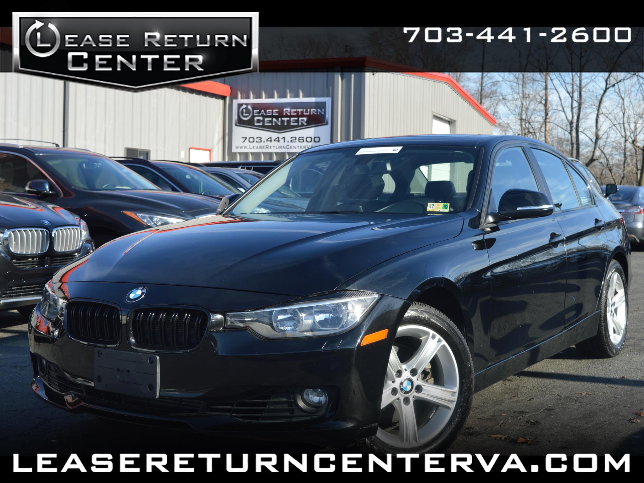 2015 BMW 3 Series 4dr Sdn 328i xDrive AWD With Navigation System