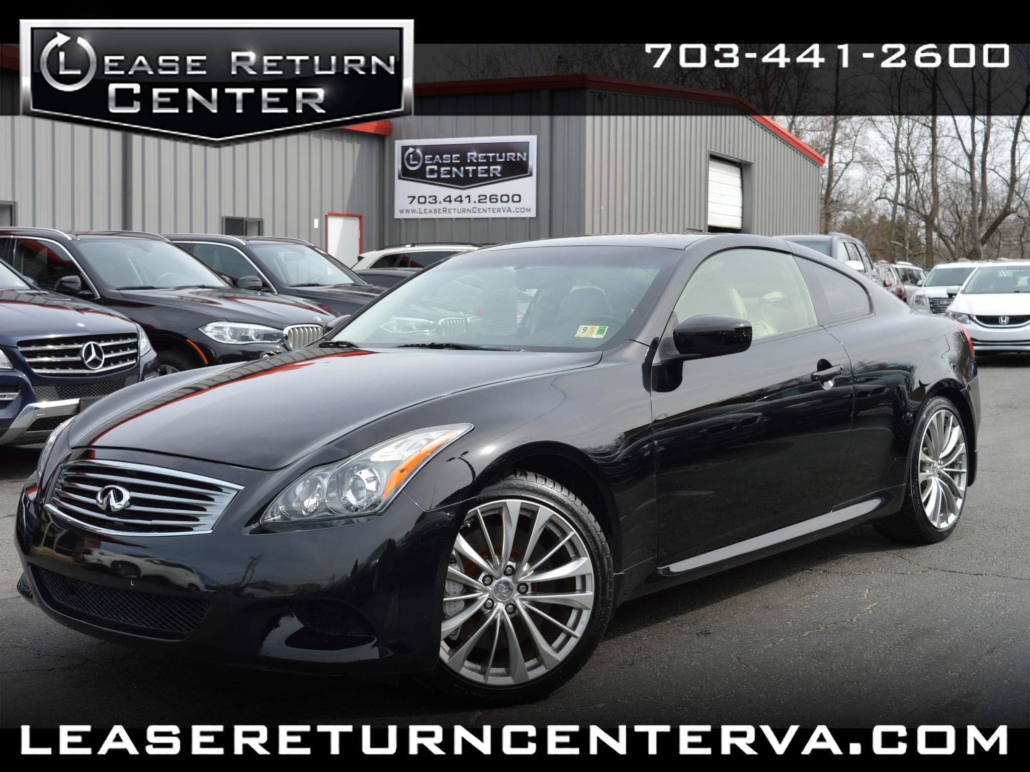 2013 Infiniti G37 Coupe 2dr Journey RWD