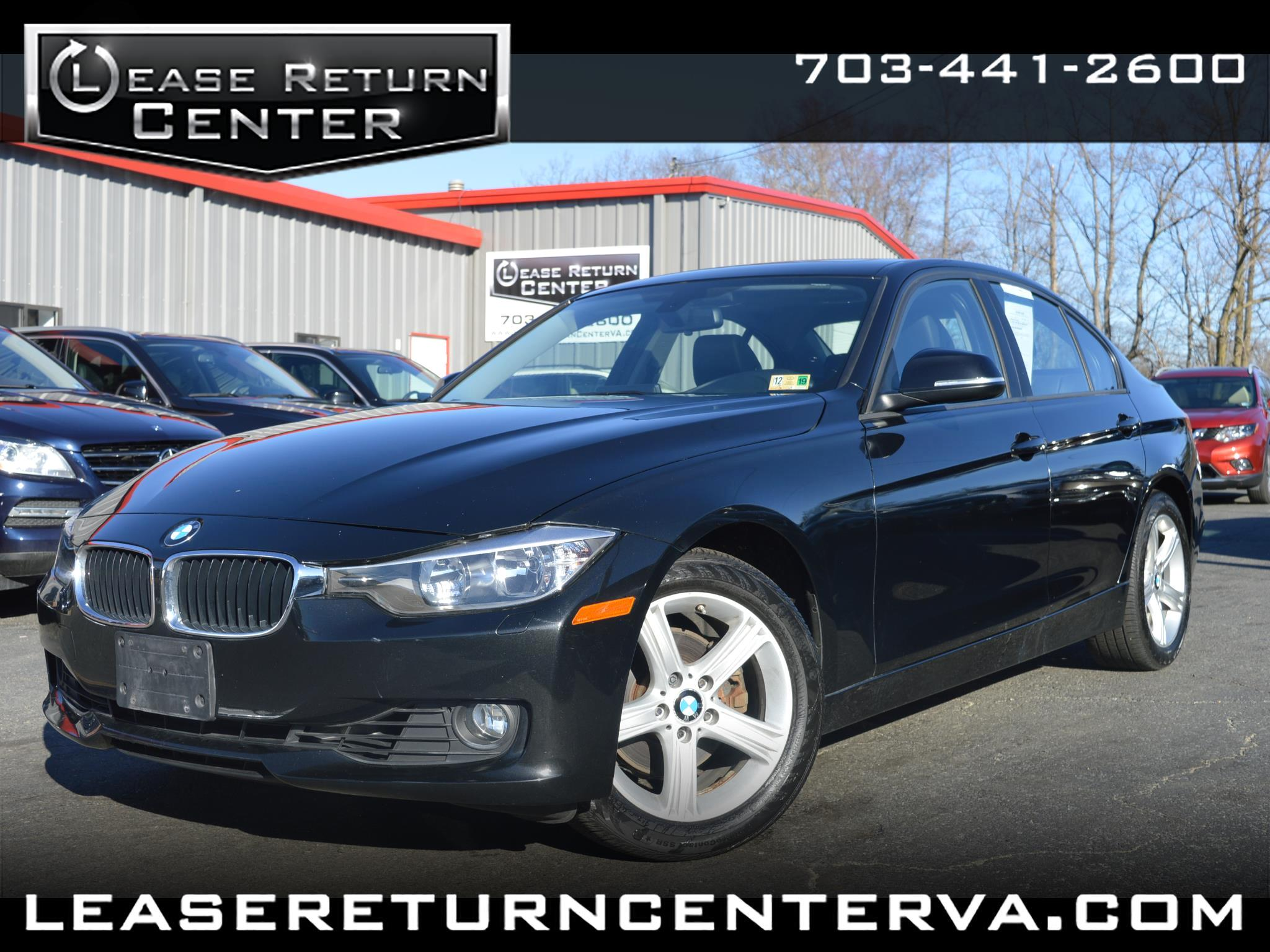 2015 BMW 3 Series 328i xDrive AWD With Navigation System