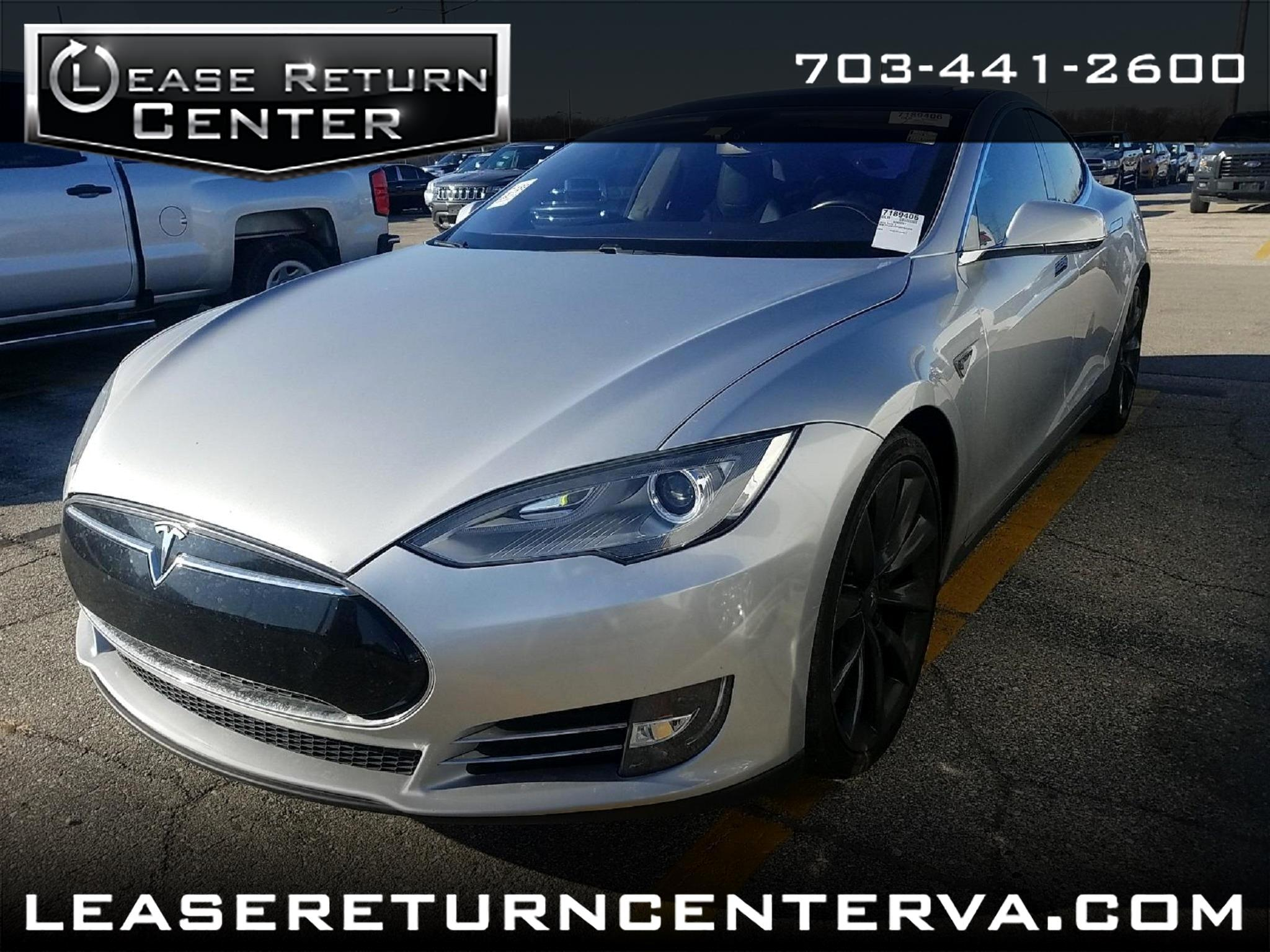 2015 Tesla Model S 4dr Sdn AWD 90D