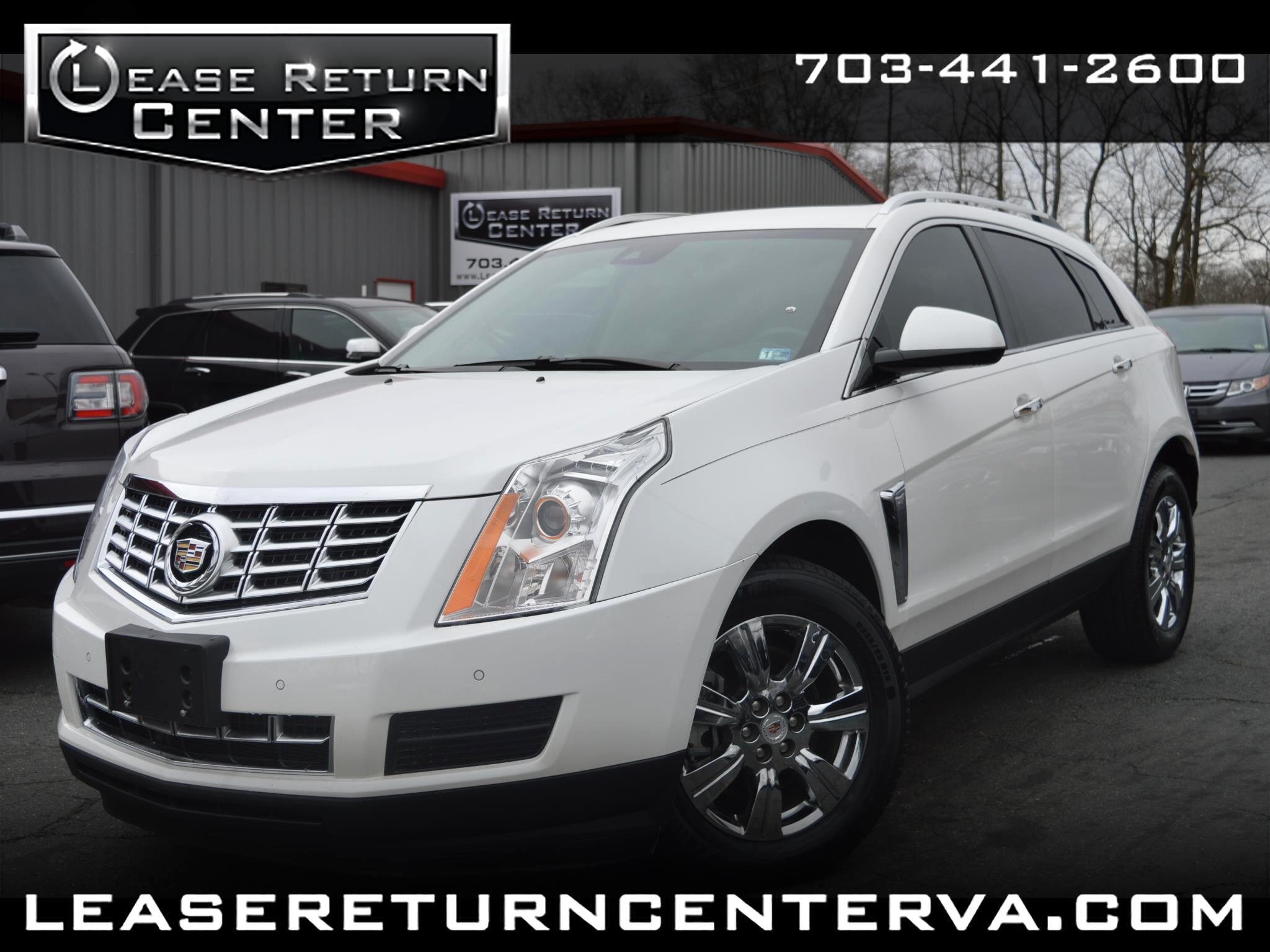 2016 Cadillac SRX Luxury Collection Navigation System With Panoramic