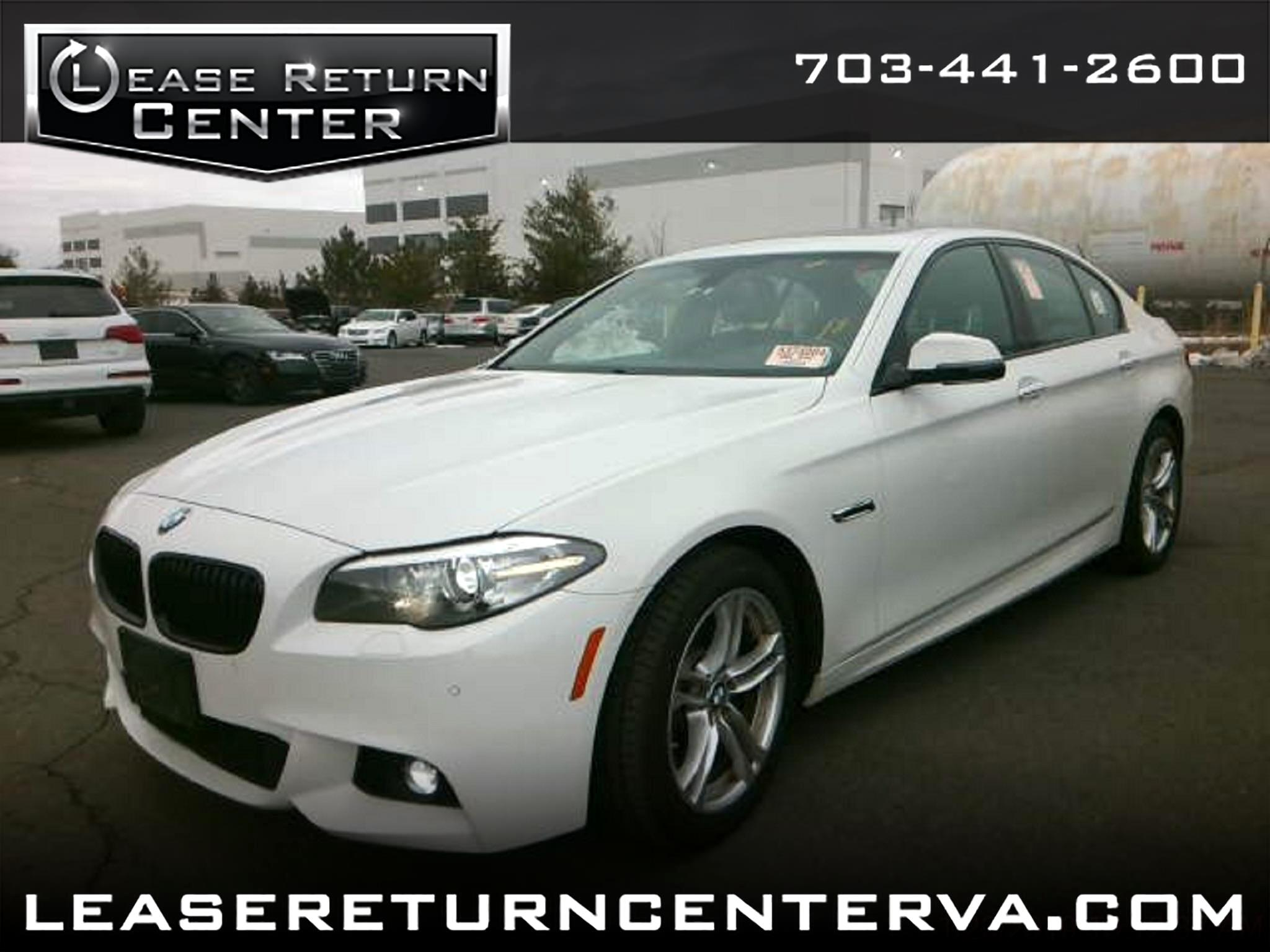 2016 BMW 5 Series 528i xDrive Msport Package
