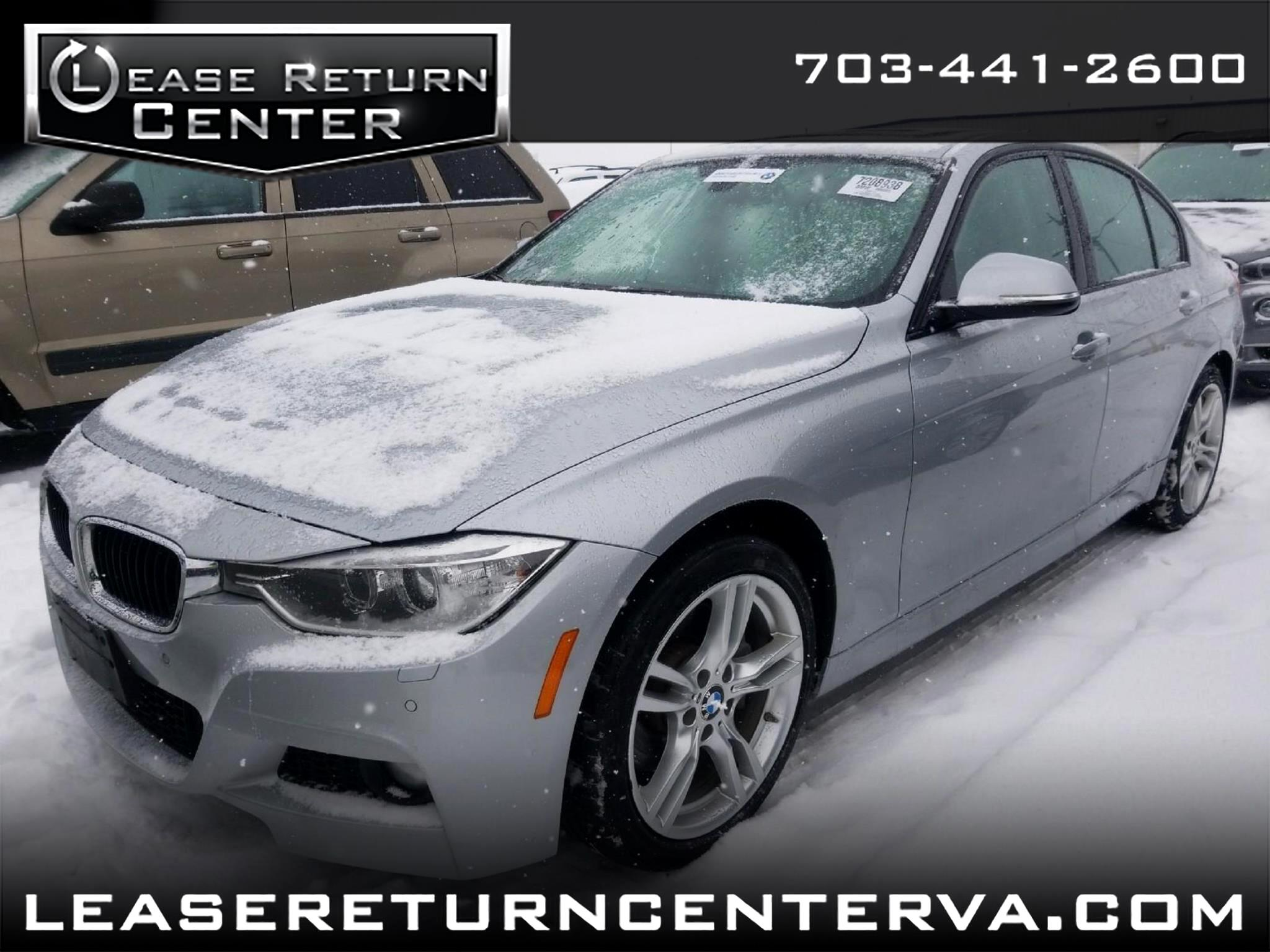 2015 BMW 3 Series 328i xDrive AWD M Sports Package
